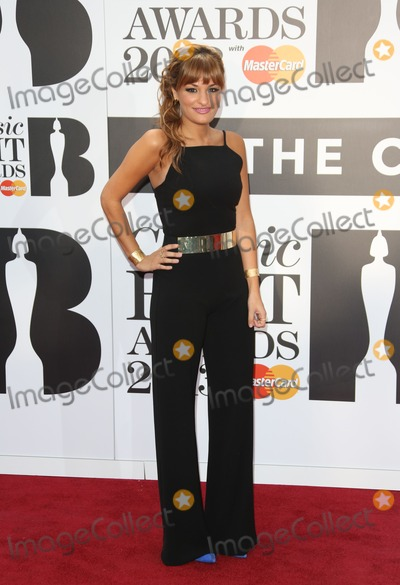 Nicola Benedetti Photo - Nicola Benedetti at the The Classic Brit Awards 2013 held at the Royal Albert Hall London 02102013 Picture by Henry Harris  Featureflash