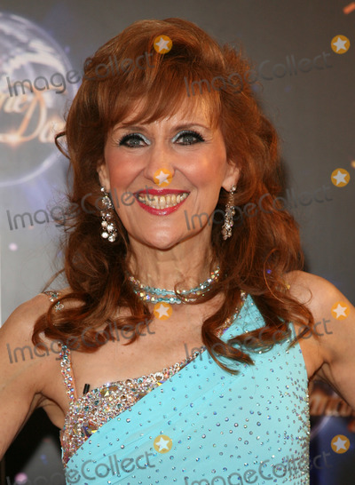 Anita Dobson Photo - Anita Dobson arriving for the 2011 Strictly Come Dancing Launch at the BBC Centre London 07092011 Picture by Alexandra Glen  Featureflash