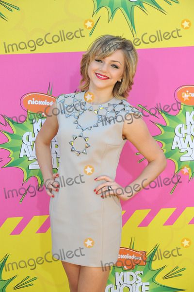 Oana Gregory Photo - Oana Gregory at Nickelodeons 26th Annual Kids Choice Awards at the Galen Centre Los AngelesMarch 23 2013  Los Angeles CAPicture Paul Smith  Featureflash