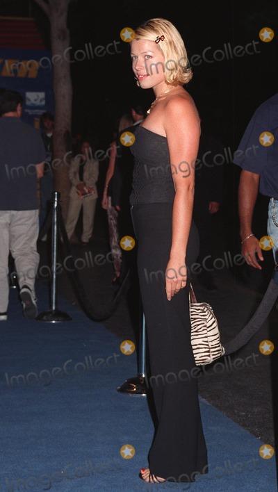 Amanda De Cadenet Photo - 23SEP97  Actress AMANDA DE CADENET at the Los Angeles premiere of The Peacemaker