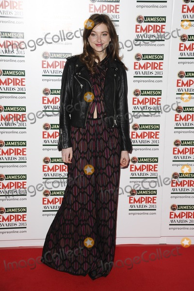 Antonia Clark Photo - Antonia Clarke arrives for the Empire Film Awards 2013 at the Grosvenor House Hotel London 24032013 Picture by Steve Vas  Featureflash