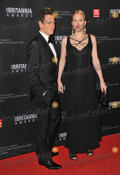 Alice Evans Photo - Alice Evans  Ioan Gruffudd at the 2011 BAFTALA Britannia Awards at the Beverly Hilton HotelNovember 30 2011  Beverly Hills CAPicture Paul Smith  Featureflash