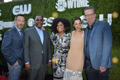 Wendel Pierce Photo - LOS ANGELES CA August 10 2016 Thomas Lennon  Wendell Pierce  Yvette Nicole Brown  Lindsay Sloane  Matthew Perry at the CBS  Showtime Annual Summer TCA Party with the Stars at the Pacific Design Centre West Hollywood Picture Paul Smith  Featureflash