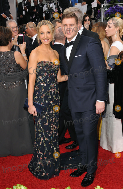 Allen Leech Photo - Joanne Froggatt  Allen Leech at the 72nd Annual Golden Globe Awards at the Beverly Hilton Hotel Beverly HillsJanuary 11 2015  Beverly Hills CAPicture Paul Smith  Featureflash