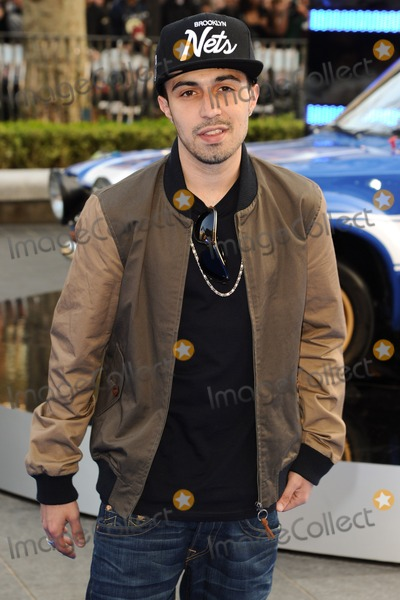 Adam Deacon Photo - Adam Deacon arriving for the Fast And Furious 6 Premiere at Empire Leicester Square London 07052013 Picture by Steve Vas  Featureflash