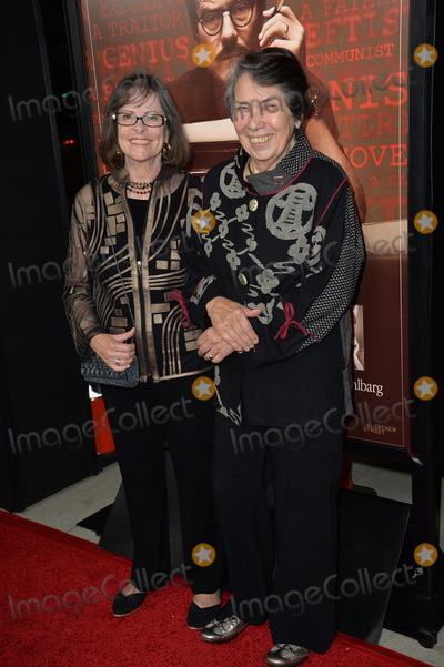 Niki Trumbo Photo - Mitzi (left)  Niki Trumbo daughters of screenwriter Dalton Trumbo at the US premiere of Trumbo at the Academy of Motion Picture Arts  Sciences Beverly HillsOctober 27 2015  Los Angeles CAPicture Paul Smith  Featureflash