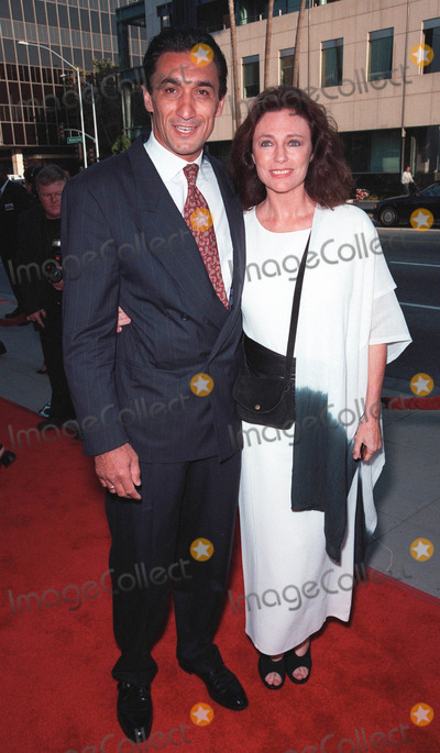 Emin Boztepe Photo - 27JUL99  Actress JACQUELINE BISSET  boyfriend EMIN BOZTEPE at the world premiere in Beverly Hills of The Thomas Crown Affair which stars Pierce Brosnan  Rene Russo Paul Smith  Featureflash