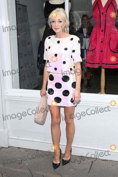 Helen George Photo - Helen George arriving for the BOB By Dawn OPorter Pop Up Boutique - VIP Launch PartyLondon England 06052015 Picture by James Smith  Featureflash