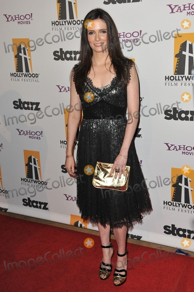 Bitsie Tulloch Photo - Bitsie Tulloch at the 14th Annual Hollywood Awards Gala at the Beverly Hilton HotelOctober 25 2010  Beverly Hills CAPicture Paul Smith  Featureflash