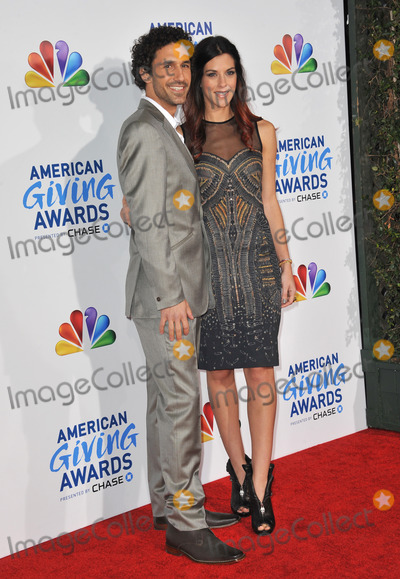 Jenna Morasca Photo - Ethan Zohn  Jenna Morasca at the American Giving Awards at the Dorothy Chandler Pavilion in Los AngelesDecember 9 2011  Los Angeles CAPicture Paul Smith  Featureflash