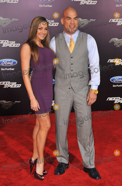 Amber Miller Photo - Tito Ortiz  Amber Miller at the US premiere of Need for Speed at the TCL Chinese Theatre HollywoodMarch 6 2014  Los Angeles CAPicture Paul Smith  Featureflash