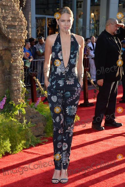 Cody Horn Photo - LOS ANGELES CA April 4 2016 Actress Cody Horn at the world premiere of The Jungle Book at the El Capitan Theatre HollywoodPicture Paul Smith  Featureflash