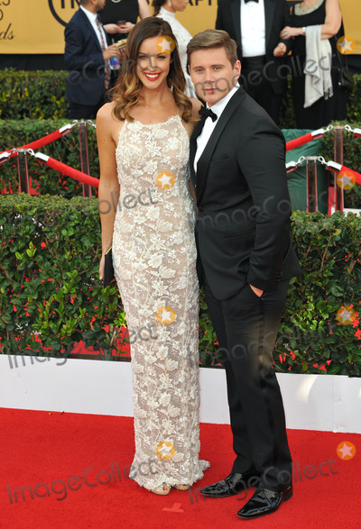 Allen Leech Photo - Allen Leech  wife at the 2015 Screen Actors Guild  Awards at the Shrine AuditoriumJanuary 25 2015  Los Angeles CAPicture Paul Smith  Featureflash