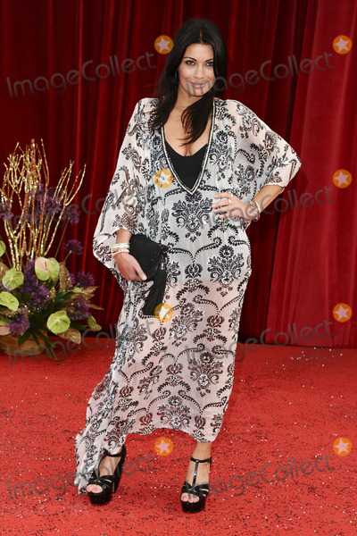 Alison King Photo - Alison King arrives at the British Soap awards 2011 held at the Granada Studios Manchester14052011  Picture by Steve VasFeatureflash