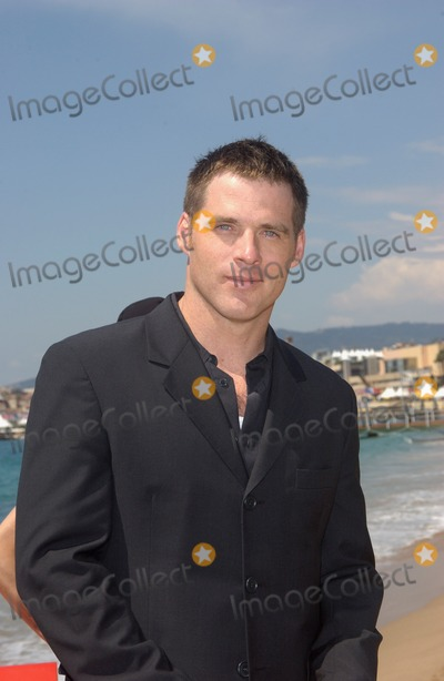 Ben Browder Photo - Actor BEN BROWDER on the Carlton Beach in Cannes France to promote his new movie A Killer WithinMay 13 2004