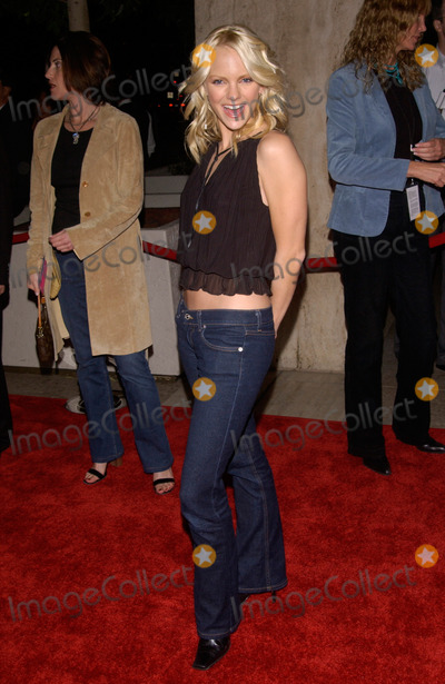 Anna Faris Photo - Actress ANNA FARIS at the Los Angeles premiere of her new movie The Hot Chick02DEC2002   Paul Smith  Featureflash