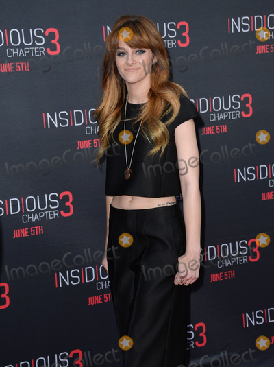 Aubrey Peeples Photo - Actresssinger Aubrey Peeples at the world premiere of Insidious Chapter 3 at the TCL Chinese Theatre HollywoodJune 5 2015  Los Angeles CAPicture Paul Smith  Featureflash
