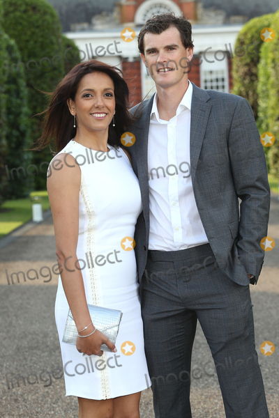 Alejandra Gutierrez Photo - Jamie Murray  Alejandra Gutierrez at the Vogue and Ralph Lauren pre-Wimbledon Summer Cocktail Party held at The Orangery at Kensington Palace London June 22 2015  London UKPicture James Smith  Featureflash