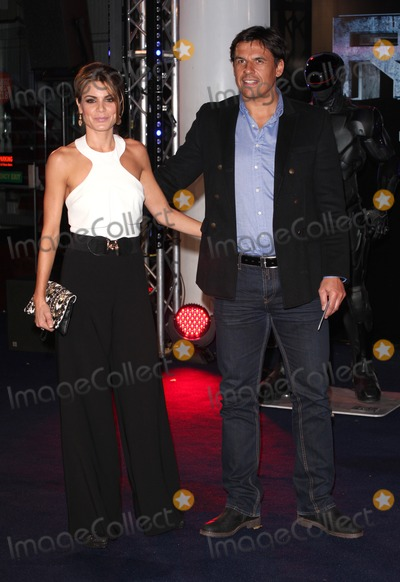 Chris Coleman Photo - Charlotte Jackson and Chris Coleman arriving for the World Premiere of RoboCop at the BFI IMAX London 05022014 Picture by Alexandra Glen  Featureflash