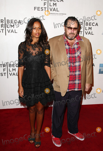 Rula Jebreal Photo - NEW YORK - APRIL 30   Writer Rula Jebreal  Director Julian Schnabel pictured at the Newlyweds Premiere at the Tribeca Film Festival Closing Night Gala at BMCCTPAC on April 30 2011 in New York City  (Photo by StarMediaImageCollectcom)