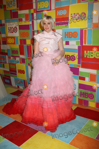 Lena Dunham Photo - Lena Dunham 08252014 The 66th Annual Primetime Emmy Awards HBO After Party held at the Pacific Design Center in West Hollywood CA Photo by Izumi Hasegawa  HollywoodNewsWirenet