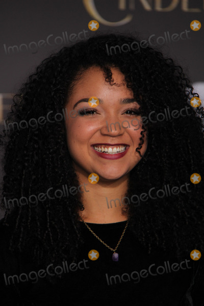 Aisha Dee Photo - Aisha Dee 03012015 The World Premiere of Cinderella held at El Capitan Theatre in Hollywood CA Photo by Izumi Hasegawa  HollywoodNewsWirenet