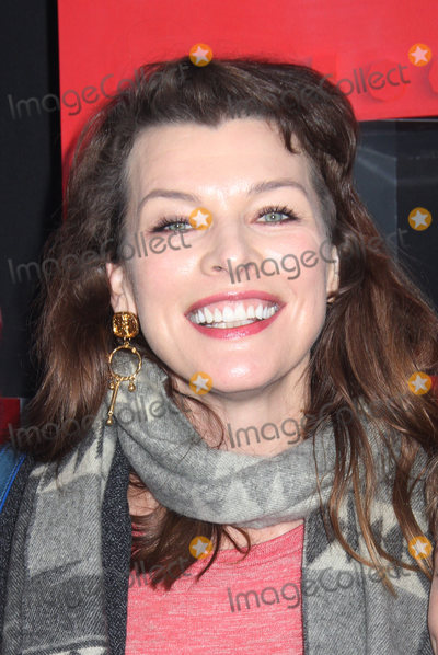 Milla Jovovich Photo - Milla Jovovich 02022019 The World Premiere of The Lego Movie 2 The Second Part held at the Regency Village Theatre in Los Angeles CA Photo by Hiro Katoh  HollywoodNewsWireco