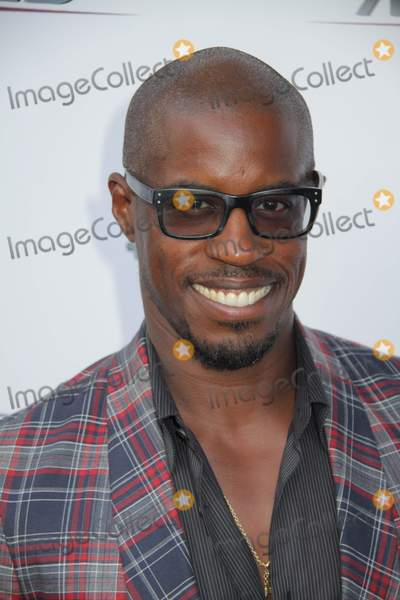 Ahmed Best Photo - Ahmed Best 08012015 The Premiere of gStar Trek Renegadesh held at Crest Theater in Los Angeles CA Photo by Izumi Hasegawa  HollywoodNewsWirenet