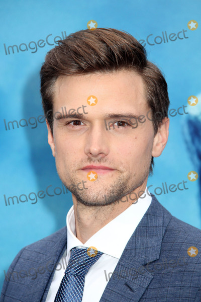 Hartley Sawyer Photo - Hartley Sawyer 05182019 Godzilla King of the Monsters Premiere held at the TCL Chinese Theatre in Hollywood CA Photo by Kazuki Hirata  HollywoodNewsWireco