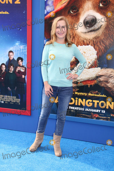 Angela Kinsey Photo - Angela Kinsey 01062018 The US Premiere of Paddington 2 held at The Regency Village Theatre in Los Angeles CA Photo by Izumi Hasegawa  HollywoodNewsWireco