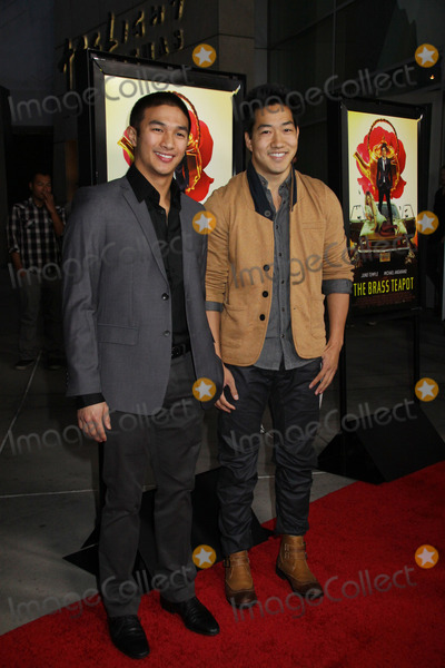 Alex Wong Photo - Alex Wong03212013 Special Screening of gThe Brass Teapoth held at Arclight Hollywood Hollywood CA Photo by Izumi Hasegawa  HollywoodNewsWirenet