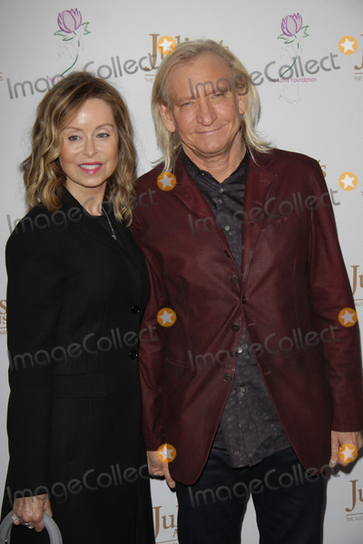 Joe Walsh Photo - Marjorie Walsh Joe Walsh 12012015 Property from The Collection of Ringo Starr  Barbara Bach VIP Reception held at the Julienfs Auctions gallery in Beverly Hills CA Photo by Izumi Hasegawa  HollywoodNewsWireco