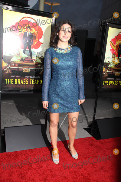 Alias Photo - Alia Shawkat03212013 Special Screening of gThe Brass Teapoth held at Arclight Hollywood Hollywood CA Photo by Izumi Hasegawa  HollywoodNewsWirenet