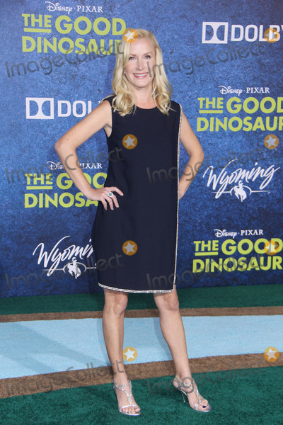 Angela Kinsey Photo - Angela Kinsey 11172015 The Good Dinosaur Premiere held at the El Capitan Theatre in Hollywood CA Photo by Kazuki Hirata  HollywoodNewsWirenet