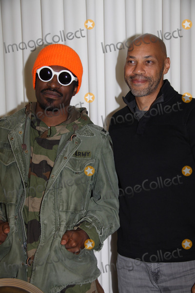 Andre Benjamin Photo - Andre Benjamin John Ridley 09212014 Press Day of Jimi All Is By My Side held at the SLS Hotel at Beverly Hills Los Angeles CA Photo by Izumi Hasegawa  HollywoodNewsWirenet