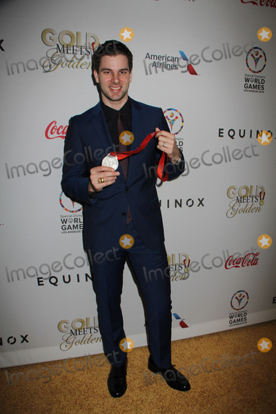 TIM MOREHOUSE Photo - Tim Morehouse 02212015 The 3rd Annual Gold Meets Golden held at Equinox Sports Club in West Los Angeles CA 90025 Photo by Izumi Hasegawa  HollywoodNewsWirenet