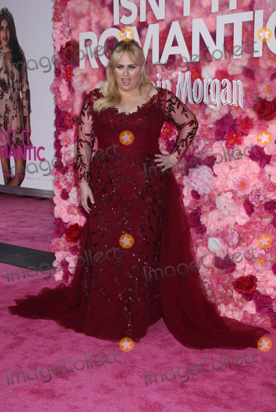Rebel Wilson Photo - Rebel Wilson 02112019 The World Premiere of Isnt It Romantic held at the Theatre at Ace Hotel in Los Angeles CA Photo by Izumi Hasegawa  HollywoodNewsWireco