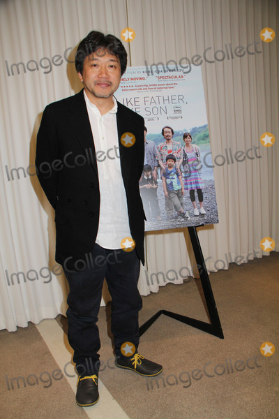Hirokazu Koreeda Photo - Hirokazu Koreeda 11112013 Like Father Like Son Los Angeles Press Day held at SLS Hotel Beverly Hills in Los Angeles CA Photo by Izumi Hasegawa  HollywoodNewsWirenet