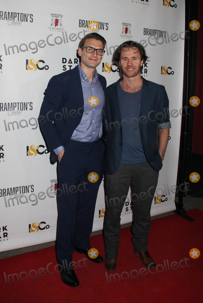 Alex Russell Photo - Alex Russell David Odonnele 10172018 The Los Angeles premiere of Bramptons Own held at Laemmle Fine Arts in Beverly Hills CA Photo by Hiro Katoh  HollywoodNewsWireco