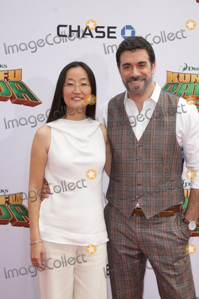 Alessandro Carloni Photo - Jennifer Yuh Nelson Alessandro Carloni 01162016 The World Premiere of Kung Fu Panda 3 held at TCL Chinese Theatre inHollywood CA Photo by Izumi Hasegawa  HollywoodNewsWirenet