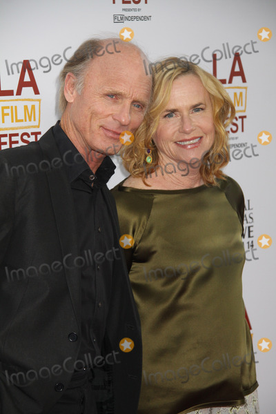 Amy Madigan Photo - Ed Harris Amy Madigan 06112014 20th Anniversary Los Angeles Film Festival Opening Night The North American Premiere of Snowpiercer held at The Regal Cinemas LA Live Stadium 14 in Los Angeles CA Photo by Izumi Hasegawa  HollywoodNewsWirenet