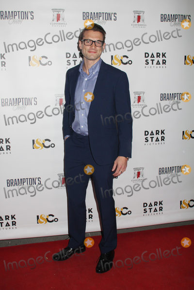 Alex Russell Photo - Alex Russell 10172018 The Los Angeles premiere of Bramptons Own held at Laemmle Fine Arts in Beverly Hills CA Photo by Hiro Katoh  HollywoodNewsWireco