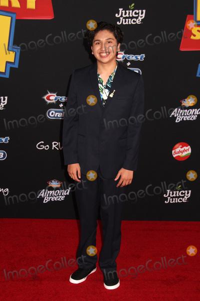 Anthony Gonzalez Photo - Anthony Gonzalez 06112019 Toy Story 4 Premiere held at the El Capitan Theatre in Hollywood CA Photo by Kazuki Hirata  HollywoodNewsWireco