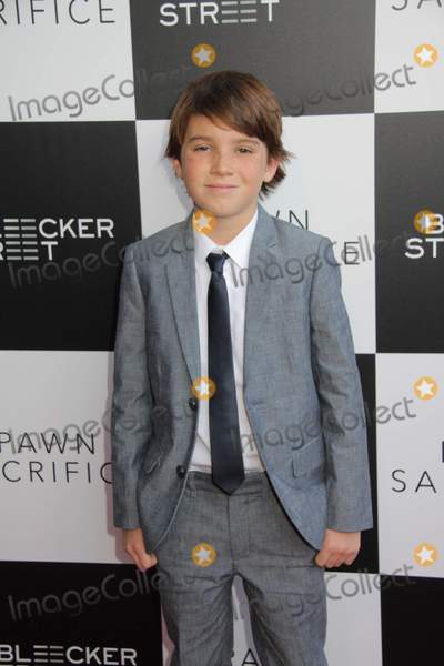 Aiden Lovekamp Photo - Aiden Lovekamp 09082015 The Los Angeles Premiere of gPawn Sacrificeh held at Harmony Gold in Los Angeles CA Photo by Izumi Hasegawa  HollywoodNewsWirenet
