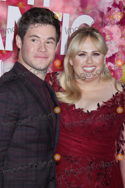 Adam DeVine Photo - Adam Devine Rebel Wilson  02112019 The World Premiere of Isnt It Romantic held at the Theatre at Ace Hotel in Los Angeles CA Photo by Izumi Hasegawa  HollywoodNewsWireco