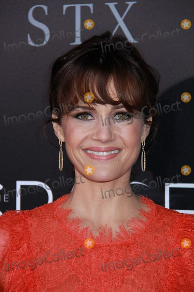Carla Gugino Photo - Carla Gugino 01172017 The Los Angeles Premiere of The Space Between Us held at the ArcLight Hollywood in Los Angeles CA Photo by Izumi Hasegawa  HollywoodNewsWireco