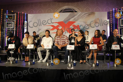 Nicky Jam Photo - Nicky Jam Ruby Rose Donnie Yen Vin Diesel Deepika Padukone Nina Dobrev DJ Caruso Tony Jaa Michael Bisping Ariadna Guiterrez Kris Wu Hermoine Corfield Tony Gonzalez 01192017 xXx Return of Xander Cage Press Conference held at the Four Seasons Los Angeles at Beverly Hills in Los Angeles CA Photo by Izumi Hasegawa  HollywoodNewsWireco
