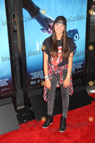 Amber Montana Photo - Amber Montana 06142014 The World Premiere of Earth To Echo held at The Regal Cinemas LA Live Stadium 14 in Los Angeles CA Photo by Izumi Hasegawa  HollywoodNewsWirenet