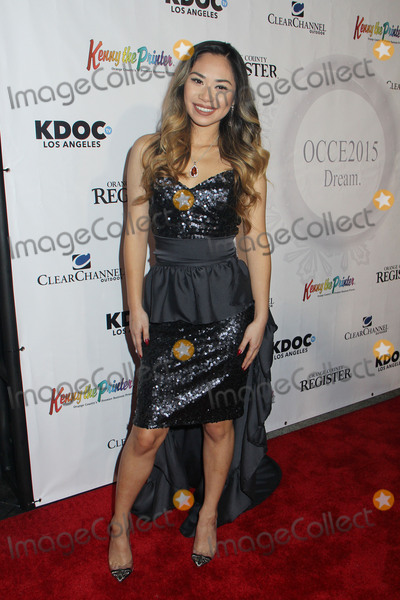 Jessica Sanchez Photo - Jessica Sanchez 12232015 The OC Christmas Extravaganza Concert and Ball held at The Arboretum at Christ Cathedral in Garden Grove CA Photo by Kazuki Hirata  HollywoodNewsWirenet