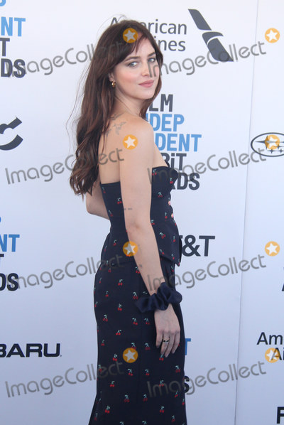 Dakota Johnson Photo - Dakota Johnson 02232019 2019 Film Independent Spirit Awards in Santa Monica CA Photo by Hiro Katoh  HollywoodNewsWireco